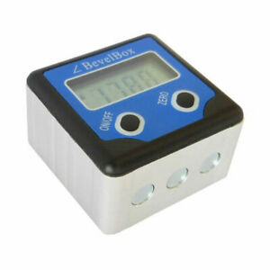 1pc Inclinometer Widely Use Easy To Use Angle Meter Digital For Professional Use