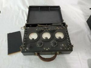 Weston Model 547 Radio Set Tube Tester Meter