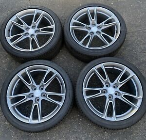 20 Chevy 2019 Camaro Rs Ss Oem Wheels Rims Tires 2015 2016 2017 2018 New Rft