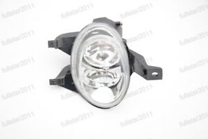 Clear Bumper Driving Fog Light Lamp Left Side For Peugeot 206 206cc 1999 2005