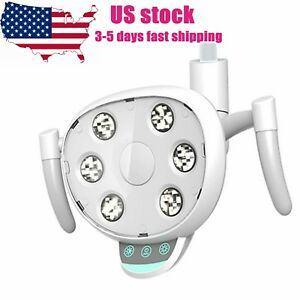 10w Dental Oral Light Lamp Induction Led Lamp For Dental Chair Unit Cx249 23 Us