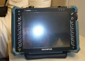 Olympus Omniscan Mx2 Mainframe With 16 128 Pr Module Phased Array Flaw Detector