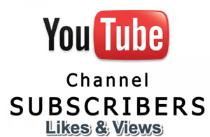 New Youtube Channel Subscrib rs Lik s F ll wers premium Service Facebook Twitter