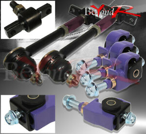 90 97 Accord Lx Dx Ex Front Rear Camber Kit Adjustable Suspension Jdm Purple