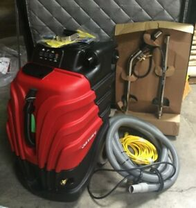 Sanitaire Sc6088b Portable Carpet Extractor With Heater 10 Gal 110v 100 Psi