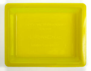 Ultracruz Gel Incubation Tray Yellow