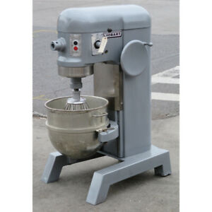 Hobart 60 Quart H600 Mixer Used Great Condition