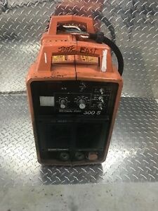 Thermal Dynamics 300s Dc Inverter Arc Welder With Smart Link