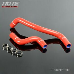 For Toyota Starlet Ep82 Glanza Gt Turbo 4e Fte Silicone Radiator Hose Clamps