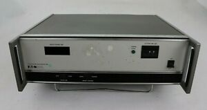 Eaton System Noise Monitor Model 7370