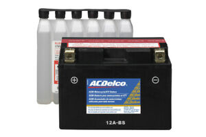 Acdelco Atx12abs Battery