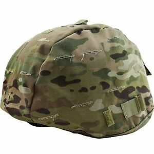 MICHACH Multicam Helmet Cover SM New - Free Shipping
