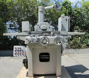 Doall Hydraulic Surface Grinder 6 X 18 Table Grinding Machine