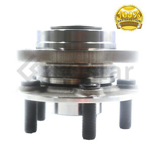 Rear Wheel Hub Bearings Assembly Fits 15 18 Ford Edge Lincoln Mkx Continental