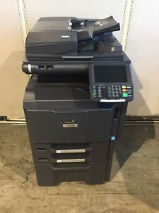 Kyocera 3500i Copier Printer low Use Only 34k Images Made