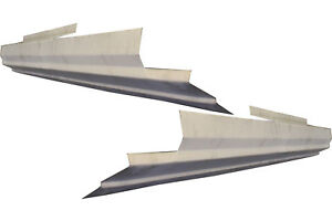 2009 2014 Ford F 150 4 Door Extended Cab Outer Rocker Panels 1 Pair