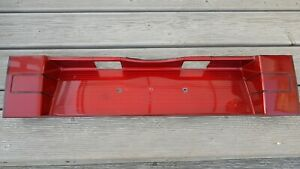 Volvo 740 760 Tail Light Reflector Panel License Plate 1990 1991 1992