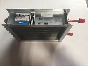 New Open Box Grainer Precision Coils 5gem5 Hot Water Heating Coil