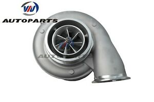 Upgraded S400 S480 80mm Billet Turbo Charger T6 Twin Scroll A R 1 32