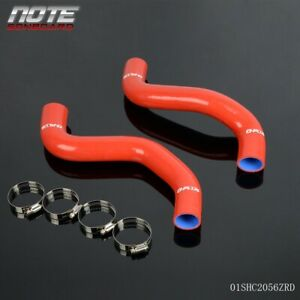 For Toyota 4runner Upper 16571 62070 Lower 16572 62090 Silicone Radiator Pipe