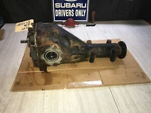 2004 2005 Subaru Wrx Sti Rear Differential Assembly Turbo 2 5l R180 Oem 04 05