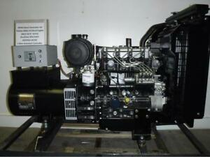 21kw Single Or Three Phase Perkins Diesel Generator Set