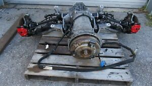 Chevy Corvette C6 Rear End Transmission Differential Sub Frame Rh Lh Suspension
