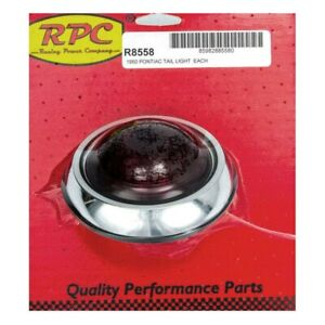 For Pontiac Catalina 1950 Racing Power Company R8558 Replacement Tail Light