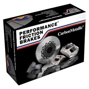 Performance Friction Carbon Metallic Brake Pads