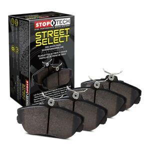 For Acura Rdx 2007 2012 Stoptech 305 10890 Street Select Front Brake Pads