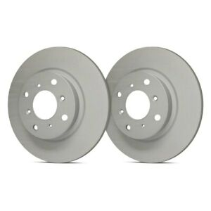 For Audi 80 Quattro 88 92 Premium Plain 1 Piece Front Brake Rotors