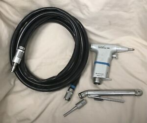 Hall Surgical Drill Micro Wiredriver 100 5053 13 sagittal Saw Hose Bur Guard