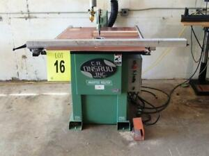 C r Onsrud 3025 Inverted Pin Router woodworking Machinery