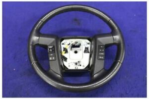 2011 2012 2013 2014 Ford F150 Truck Leather Steering Wheel