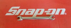 Snap On Tools 9mm Open End Flare Nut Combination Wrench Rxsm9 Ships Free