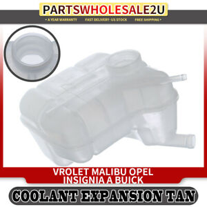 Pressurized Coolant Reservoir For Buick Allure Chevrolet Cadillac W O Cap 603385