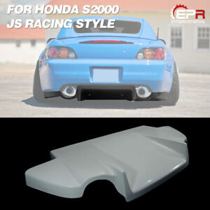 Frp Unpainted Js Style Rear Under Diffuser Body Kits For Honda S2000