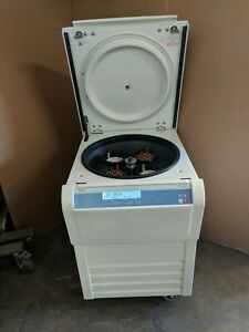 Thermo Scientific Centrifuge Lab Bucket Rotor Floor Refrigerated Legend Xfr