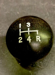 Oem 1963 1979 Ford F series 1968 1991 Chevy Truck 4 Speed Shifter Knob Rare