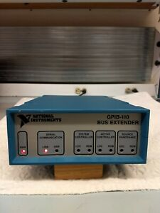 National Instruments Bus Extender Gpib 110