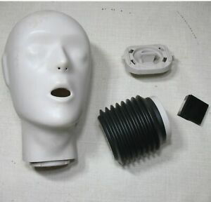 Cpr Prompt Complient Head Lung Spare Parts Trainer Manikin Adult Dummy