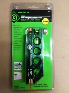 Greenlee L97 Magnetic Laser Level factory New Free Shipping