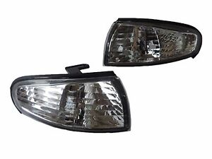 93 96 Clear Side Corner Parker Lights For Nissan 200sx Silvia S14 Sr20det