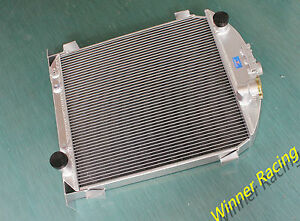 2x1 Aluminum Alloy Radiator Ford Model A W chevy 350 V8 Engine A t 1928 1929 28