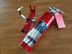 New 1966 1972 Plymouth Fire Extinguisher Accessory Mopar Chrysler Hemi Option