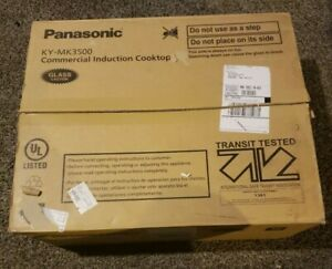 Panasonic Ky mk3500 Met all Induction Range Commercial Cook Top