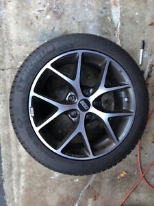 Bbs Wheels Bmw Michelin Primacy Runflat Tires