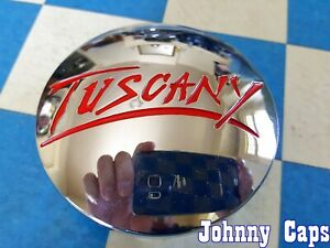 Tuscany Wheels New Chrome Center Cap 31178 T Custom Center Cap Qty 1
