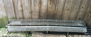 1968 Plymouth Fury Iii Grille Grill Assembly With Lights