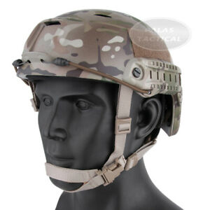Emerson Combat FAST Helmet BJ Type SWAT Lightweight Headwear Outdoor Helmet